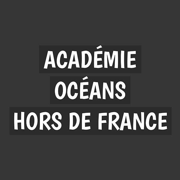 Académie Océans Hors de France